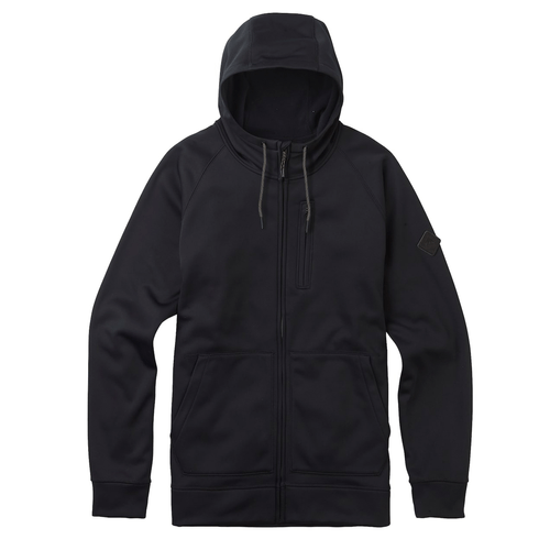Softshell Hombre Crown Bonded Full-Zip