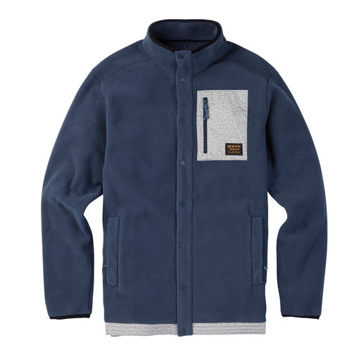 Polar Hombre Hearth Fleece Snap-U