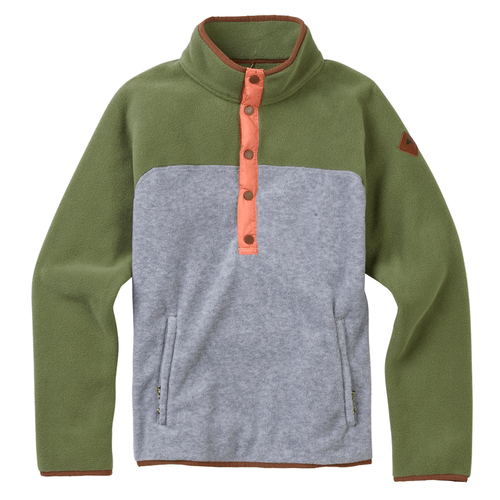 Polar Mujer Hearth Fleece Pullover