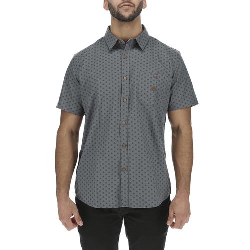 Camisa Manga Corta Hombre Brick