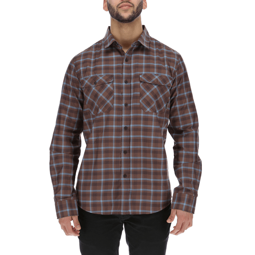 Camisa Hombre Brighton Long Sleeve