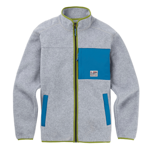 Polar Hombre MB Hearth Flc Full Zip