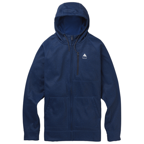 Softshell Hombre M Crown Bonded Full-Zip