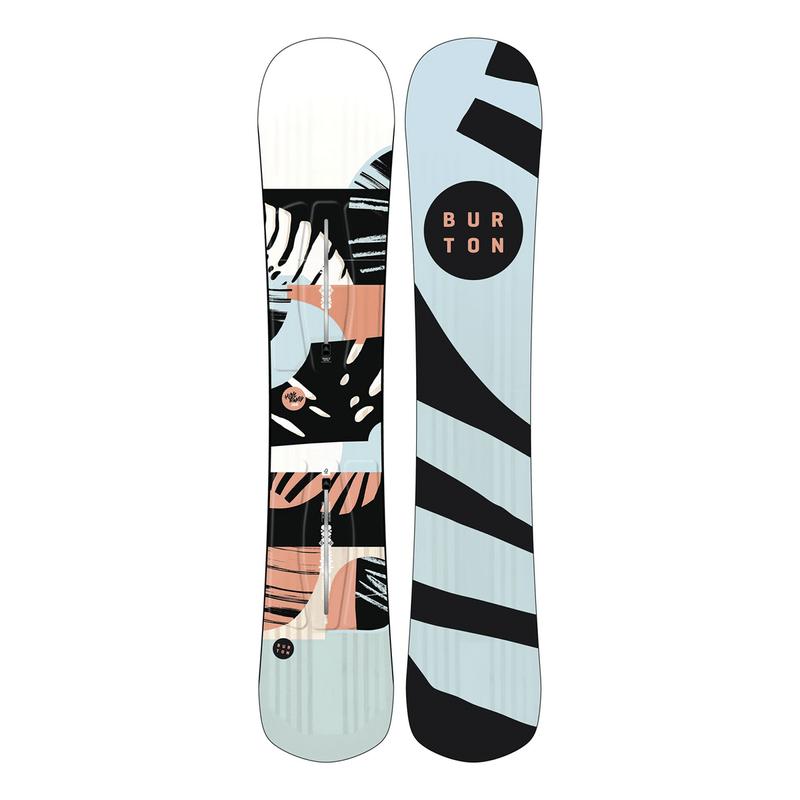 Tabla-Snowboard-Mujer-Hideaway