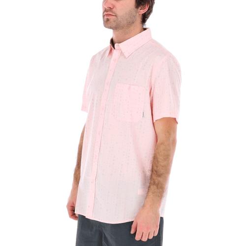 Camisa Manga Corta Hombre Number