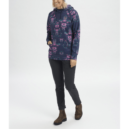 Softshell Mujer W Crown Bonded Pullover