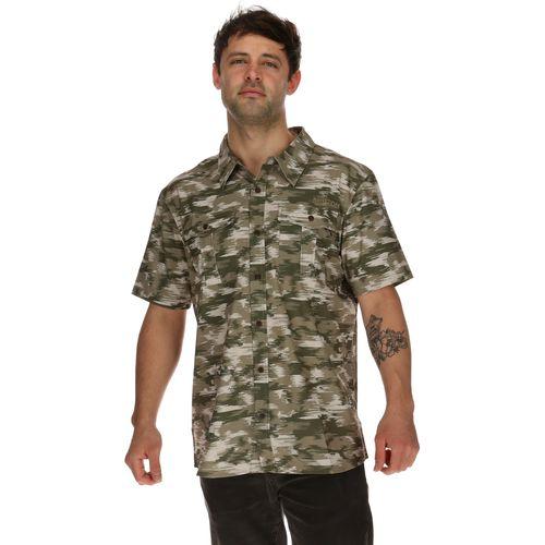 Camisa Manga Corta Hombre Saff