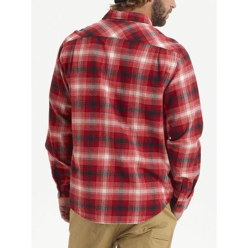 Camisa Hombre M Brighton Flannel