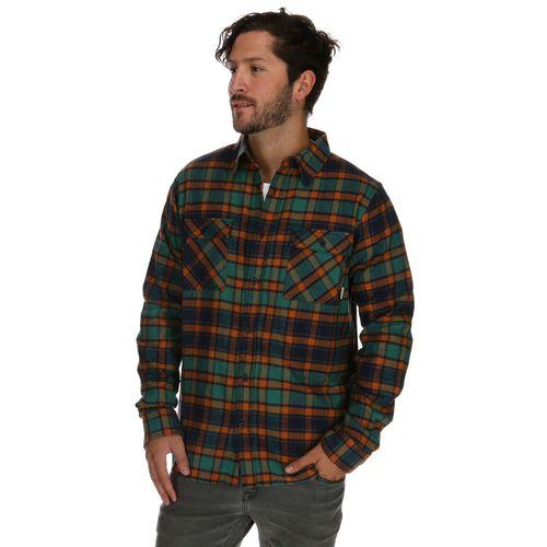Camisa Hombre Brighton Flanel