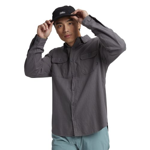 Camisa Hombre M Brighton Flanel Cast